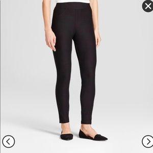 A new day high waist leggings medium large